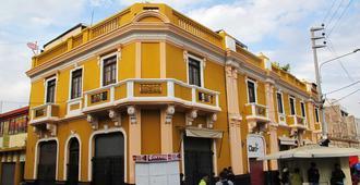 Pirwa Park Hostel Arequipa - Arequipa - Edificio