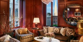 Intercontinental Hotels Mark Hopkins San Francisco - San Francisco - Salon