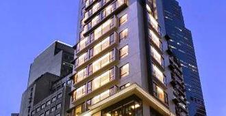 The Mercer - Hong Kong - Edificio
