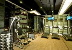 The Mercer - Hong Kong - Gym