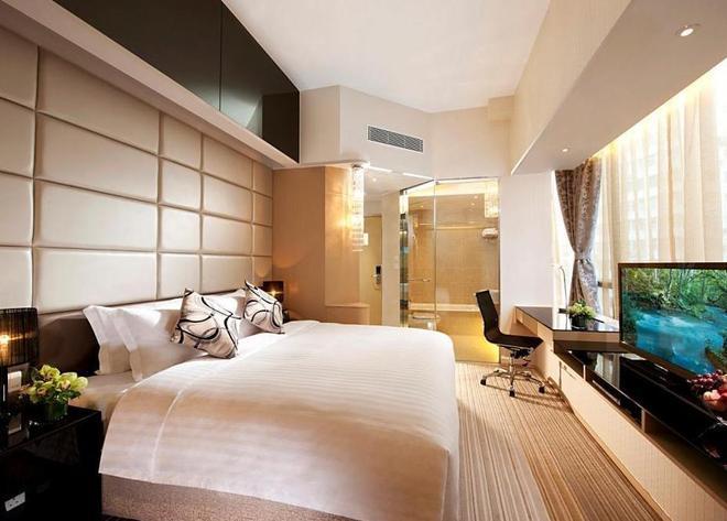 The Mercer - Hong Kong - Habitación
