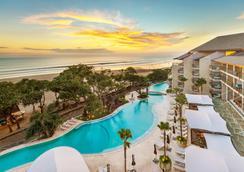 Double-Six Luxury Hotel - Κούτα - Πισίνα