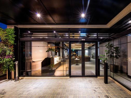 Hotel De Leau Anping - Tainan - Rakennus