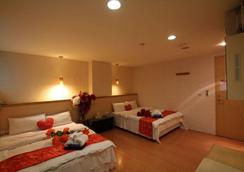 Tanxiang Resort Hotel Sun Moon Lake - Yuchi - Phòng ngủ