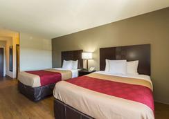 Econo Lodge Harrisburg - Harrisburg - Bedroom