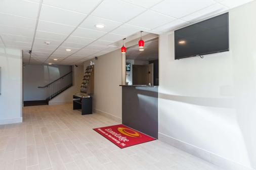 Econo Lodge Harrisburg - Harrisburg - Vastaanotto