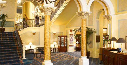 Palace Hotel - The Hotel Collection - Buxton - Resepsjon