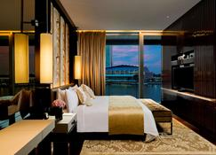 The Fullerton Bay Hotel (Sg Clean) - Singapore - Bedroom