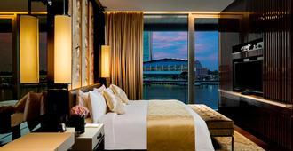 The Fullerton Bay Hotel (Sg Clean) - Singapore - חדר שינה
