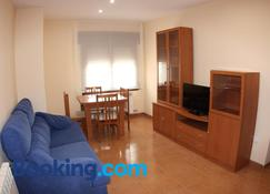 Apartamentos Río Guadalaviar - Albarracín - Living room