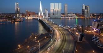 nhow Rotterdam - Rotterdam - Tiện nghi trong phòng