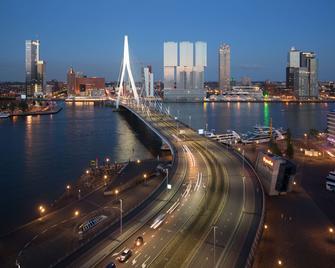 nhow Rotterdam - Rotterdam - Room amenity