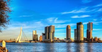 nhow Rotterdam - רוטרדם - נוף חיצוני