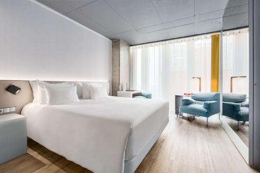 nhow Rotterdam - Rotterdam - Phòng ngủ