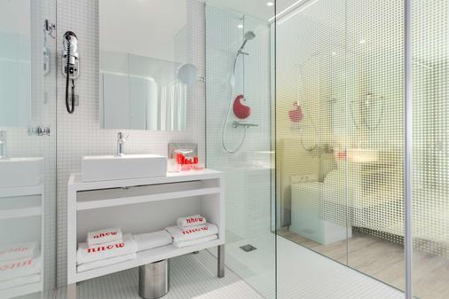 nhow Rotterdam - Rotterdam - Phòng tắm