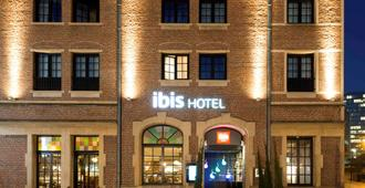 ibis Brussels off Grand Place - Bryssel - Rakennus