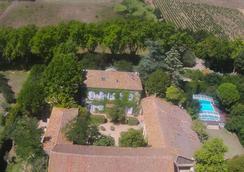 Chateau du Puits Es Pratx - Ginestas - Outdoors view