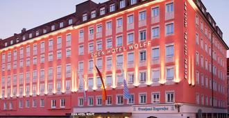 Eden Hotel Wolff - Munich - Building