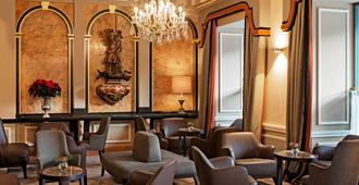 Eden Hotel Wolff - München - Lounge