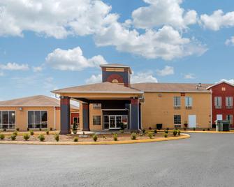 Quality Inn - Cadiz - Building
