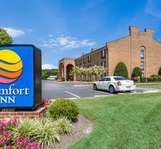 Comfort Inn Newport News Airport