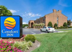 Comfort Inn Newport News Airport - Newport News - Building