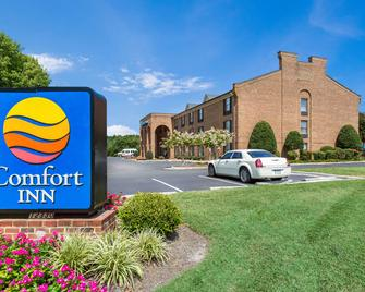 Comfort Inn Newport News Airport - Newport News - Toà nhà
