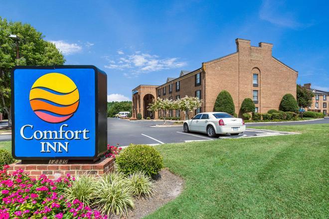 Comfort Inn Newport News Airport - Newport News - Building