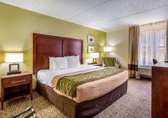 Comfort Inn Newport News Airport - Newport News - Bedroom