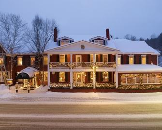 Green Mountain Inn - Stowe - Rakennus