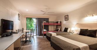 Pialba Motor Inn - Hervey Bay - Κρεβατοκάμαρα