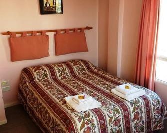 Luan Apart Hotel - Colonia Sarmiento - Bedroom