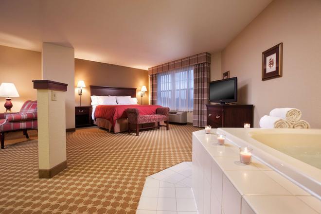 Country Inn & Suites by Radisson, Des Moines W, IA - Clive - Habitación