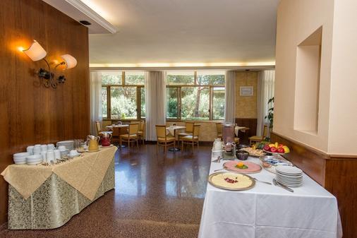 Park Hotel Blanc et Noir - Rome - Buffet