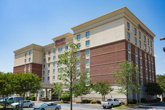 Drury Inn & Suites Greenville - Greenville - Building