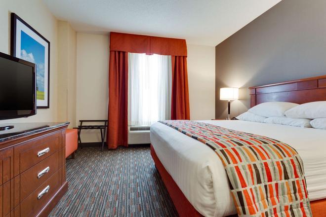 Drury Inn & Suites Greenville - Greenville - Bedroom