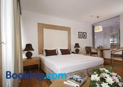 Classic Kameo Hotel & Serviced Apartment, Rayong - Rayong - Κρεβατοκάμαρα