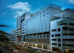 V Hotel Bencoolen - Singapore - Rakennus