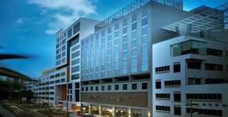 V Hotel Bencoolen - Singapur - Edificio