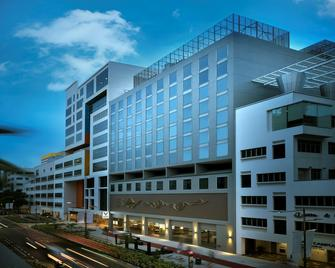 V Hotel Bencoolen - Singapore - Building