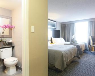 Pomeroy Hotel & Conference Centre Grande Prairie - Grande Prairie - Bedroom
