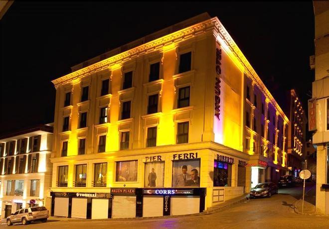 Akgun Hotel Beyazit - Istanbul - Rakennus