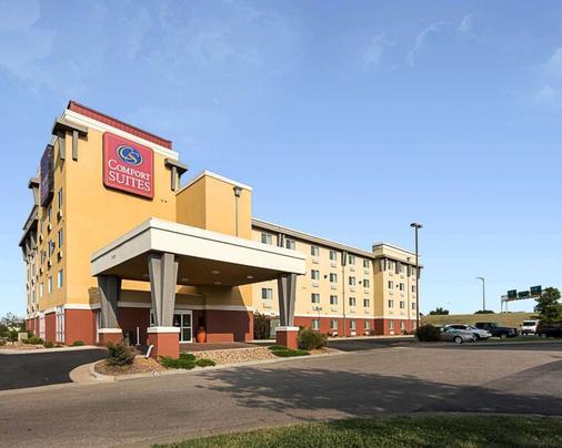 Comfort Suites Wichita - Wichita - Toà nhà