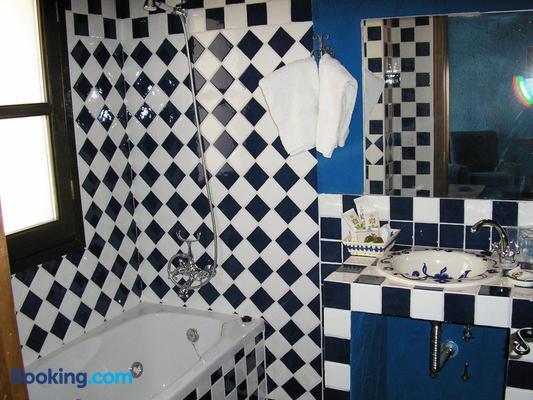 Hotel Palacio Guzmanes - Baños de la Encina - Bathroom