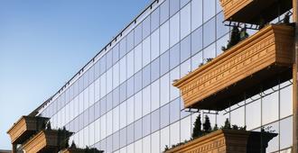 رويال أوليمبيك هوتل - أثينا - مبنى