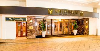 ميلينيوم جلوستر هوتل لندن كينسنجتون - لندن - مبنى