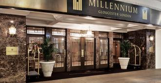 Millennium Gloucester Hotel London Kensington - Londres - Edifício