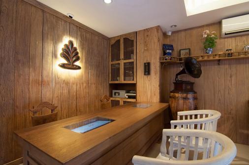 The Rhadana Kuta Bali - Kuta - Front desk