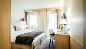 Hotel Le Pré Carré - Annecy - Bedroom