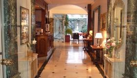 Hotel d'Angleterre Saint Germain des Prés - París - Lobby
